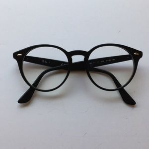 Ray-Ban RX2180V Round Optical Eyeglasses